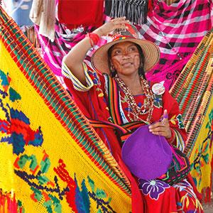 indigene colombie