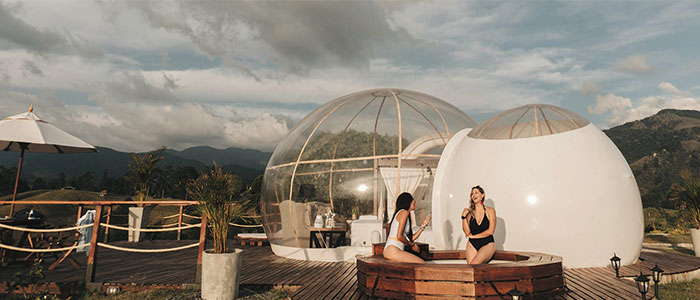 glamping colombie