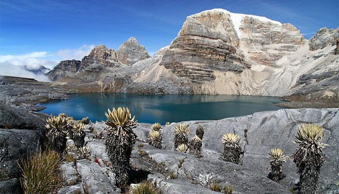 laguna sierra cocuy