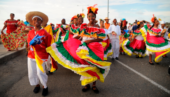 fêtes colombie