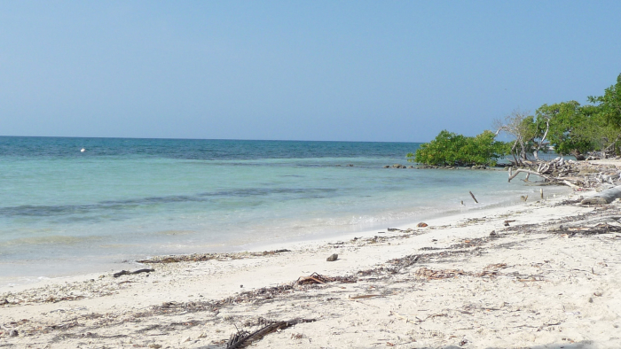 isla mucura colombie